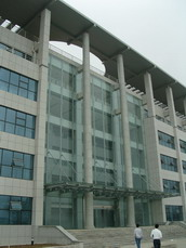 Office buildings for Wohua medicines