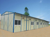 Single Storey Prefabricated House
