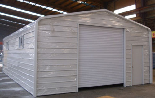 Prefabricated Steel Garage/Carport