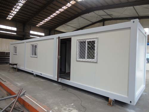 Flat Packing Container House XGZCH014