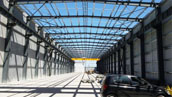 Prefabricated Factory Building for Austrilia