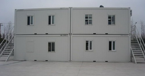 Container house with fast construction, enviromental friendly,lower cost and maintenance